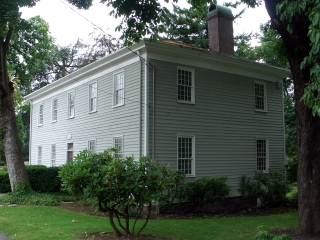 The McLoughlin House