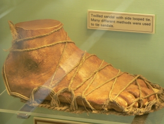 Prehistoric All-Weather Footwear