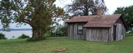 Grant's Siege Headquarters