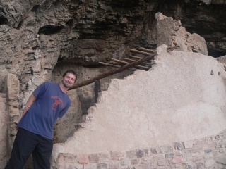 Michael in the Ruin