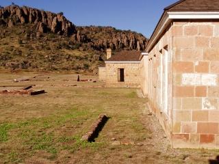 Fort Davis Ruins