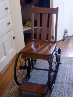 FDR's Wheelchair