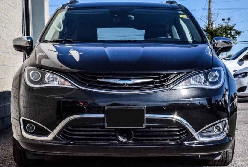chrysler pacifica hybrid usa car