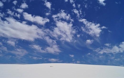 Beitrag White Sands National Monument