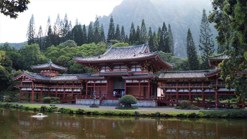 Byodo-In Temple auf Maui