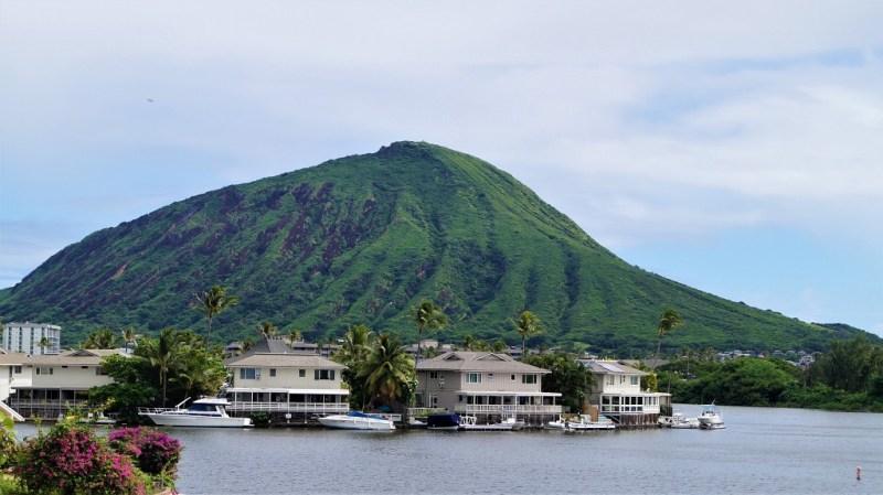 Hawaii Insel Oahu