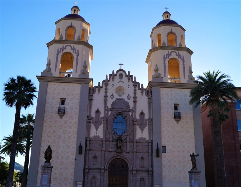 St. Augustine Cathedral in Tucson