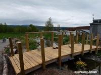 Japanese Bridge - Japanese Pond Bridge Building Plan Guide