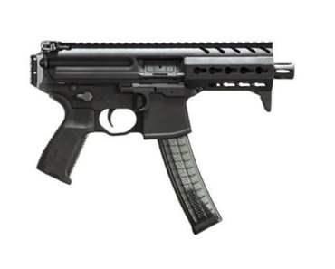 Sig Sauer MPX 9mm