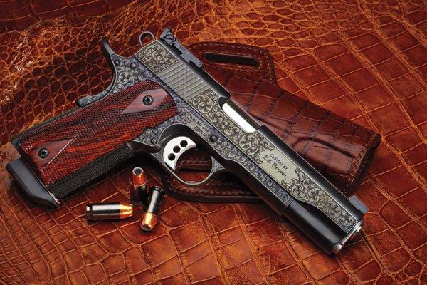 15 Most Expensive Handguns Pure Gunporn Usa Gun Shop