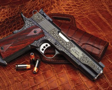 Ed Brown Signature 1911