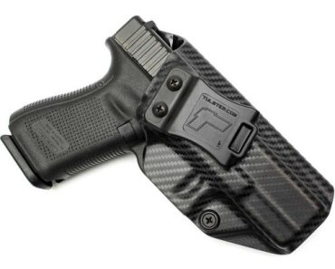Amazon's Best Kydex Carbon Fiber Holsters Cost $40! 3