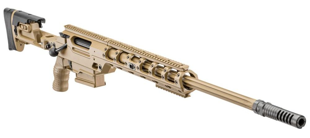 FN Ballista sniper rifle for sale. A classic competitive shooting rifle, and a way to whack mob bosses.