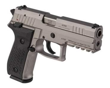 Ares ReX Zero 1S Nickel: A beautiful handgun