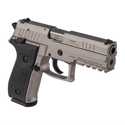 Ares ReX Zero 1S Nickel: A beautiful handgun and a real option to the Beretta 92 or CZ 75 B