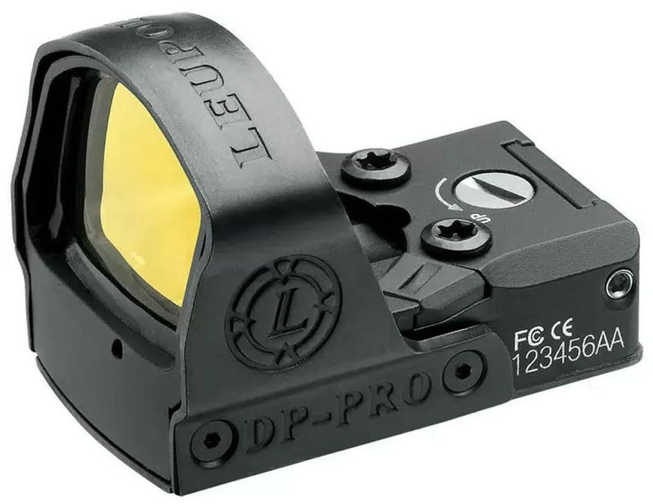 Leupold DeltaPoint Pro reflex sight for sale. A great reflex site that could just beat the Trijicon RMR.