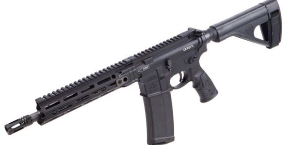 Daniel Defense DDM4V7 300 Blackout pistol