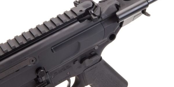 Sig Sauer Rattler MCX PSB 300 Blackout, designed for concealed carry with stable twin-prong rear brace
