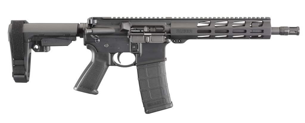Ruger AR-556 Pistol for sale, a great starter long pistol