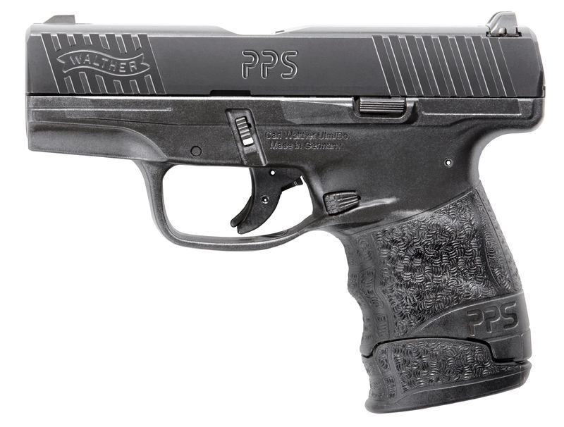 Walther PPS is a single stack CCW with a sweet trigger. Discount gun stores online here.