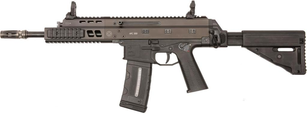 B&T APC300 Pistol for sale. This is a brutal 300 blackout pistol that can mix it with the best. It's a SWAT gun in some countries, but it's expensive.