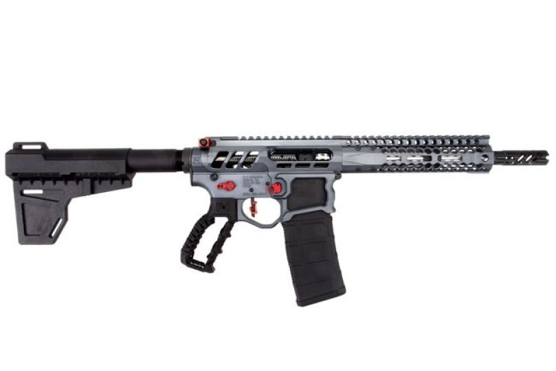 F-1 Firearms RA UDR 15-3G AR Pistol on sale. A skeleton AR-15 pistol covered in premium touches.
