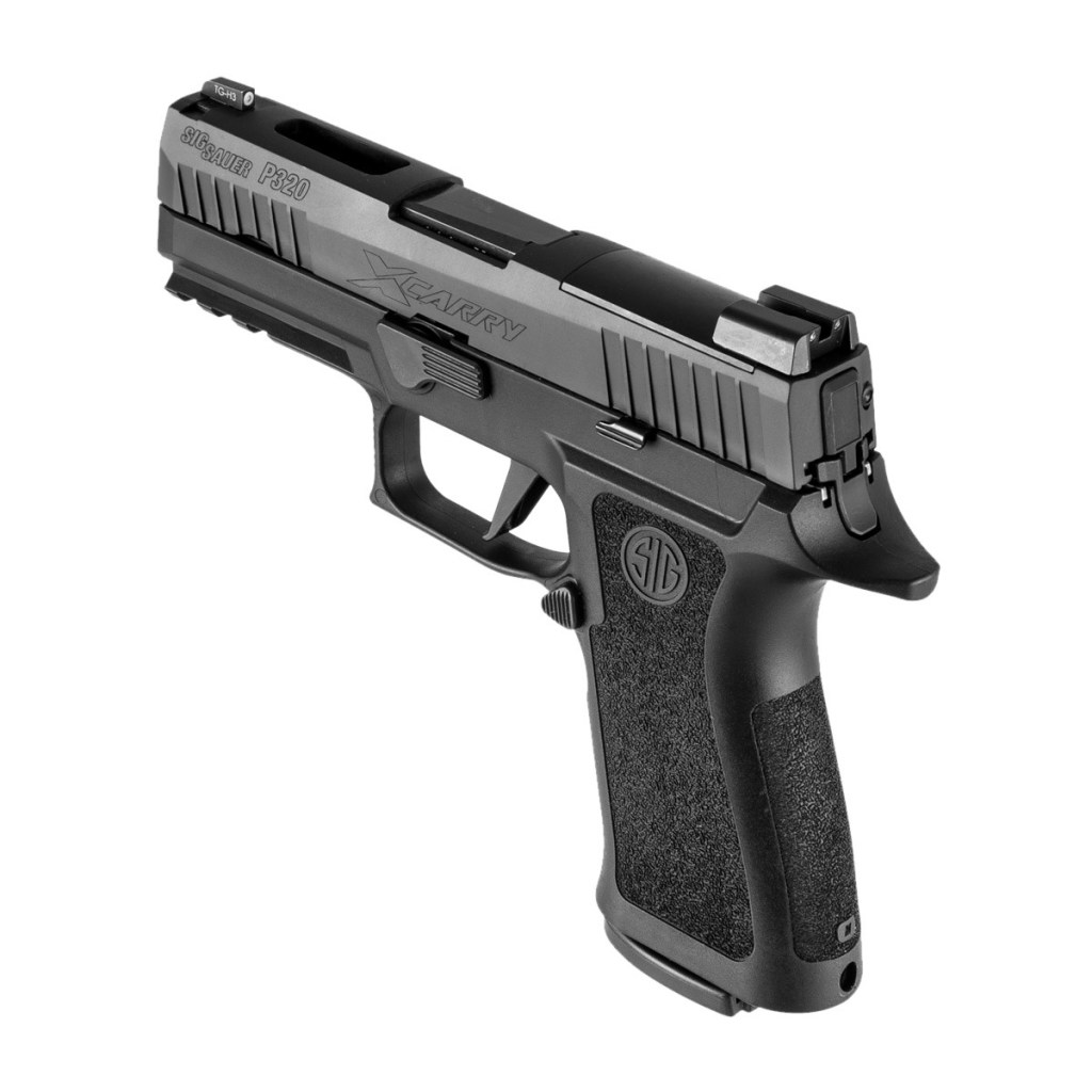 Sig Sauer X-Carry is a custom handgun, straight off the production line and tuned in-house by Sig Sauer engineers. Buy your Sig P320 X-Carry now.