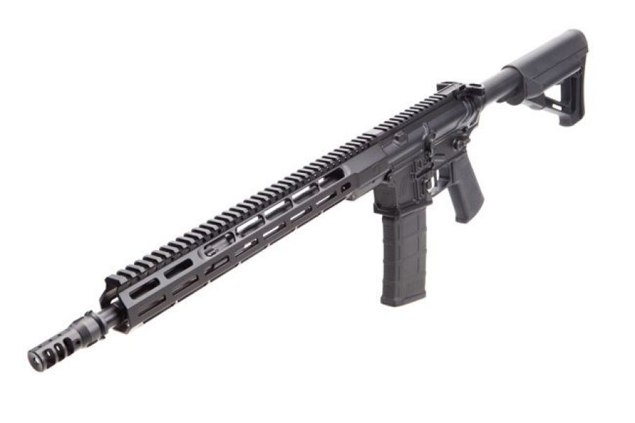 ZEV Tech Core Billet AR-15 rifle. A great gun, for competition shooting, gun range plinking or home defense. A sport shooters dream and an underrated AR-15.