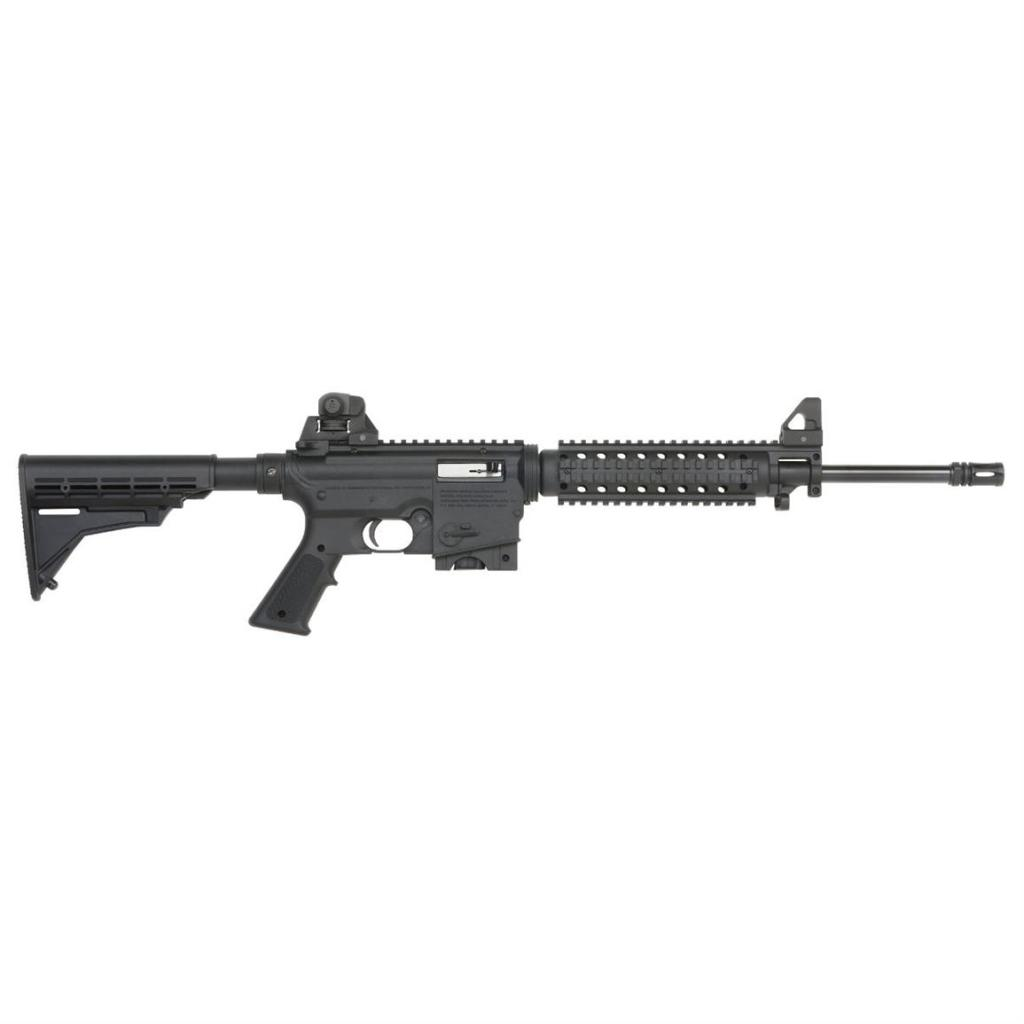 Mossberg 715 Tactical .22LR Rifle on sale now for just $229.99. Discount guns at the USA Gun Shop.