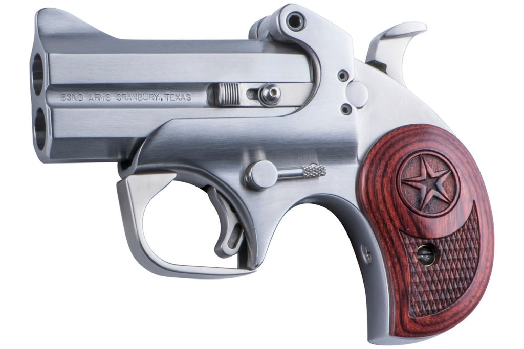 Bond Arms Texas Defender Derringer for sale, one of the many weird and wonderful Guns of John WIck 3