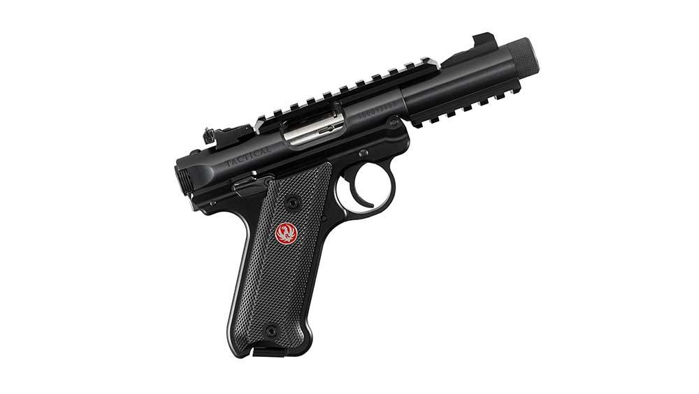 Ruger Mark IV Tactical 22LR pistol for sale - the best 22 Pistol for sale in 2019.