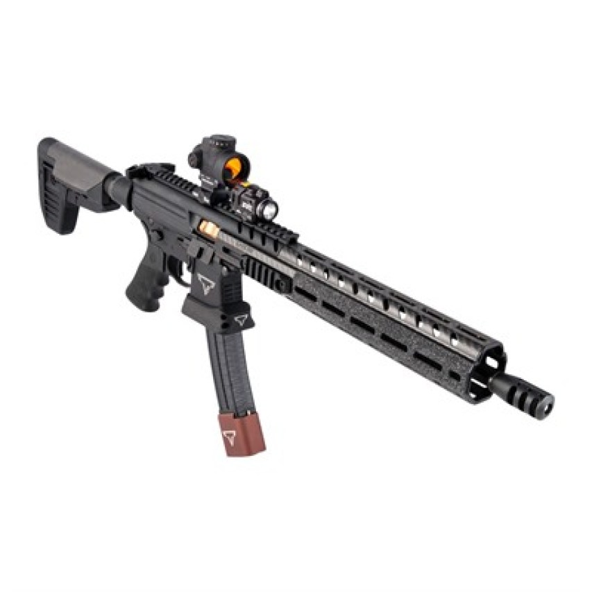 TTI John Wick Sig MPX 9mm Carbine - This is the rifle that John Wick uses in the third film, and it's a 9mm.