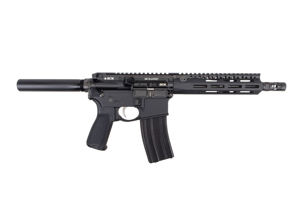 BCM 300 Blackout Recce for sale. A great AAC 300 Blackout pistol at the right price. Buy your guns online at the USA Gun Shop.