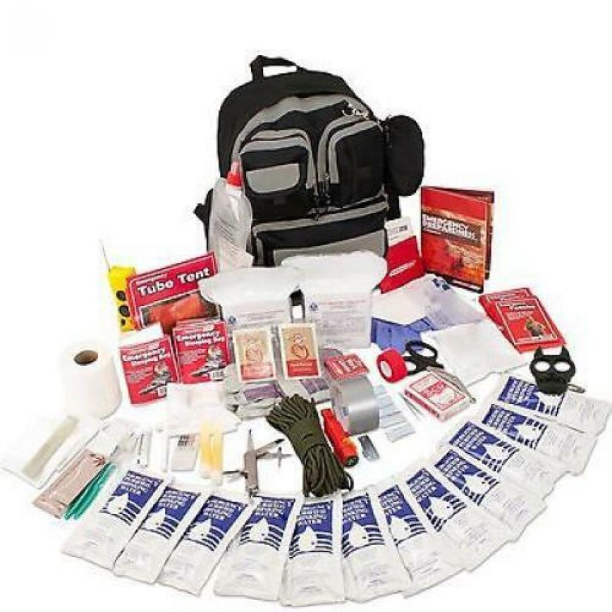 Emergency Zone Urban Survival Emergency Bag - Survival gear to get you through a crisis, at a budget you can afford.