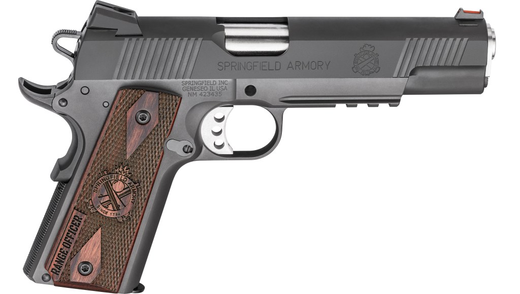 Springfield Armory Range Officer 1911 For Sale - A great full size 9mm 1911 and possibly the best budget pick here.