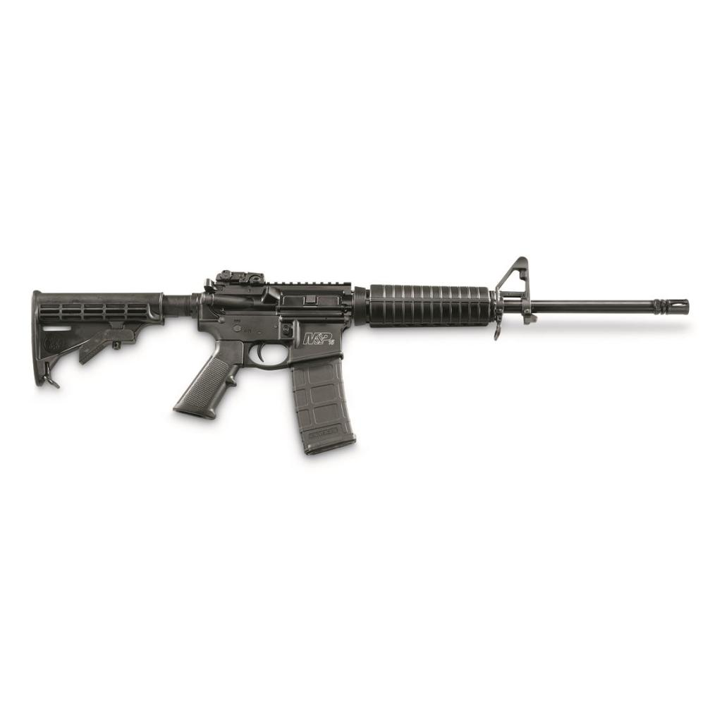The Smith & Wesson M&P15 Sport is a cheap AR-15, and it's also one of the best discount rifles in USA gun stores.