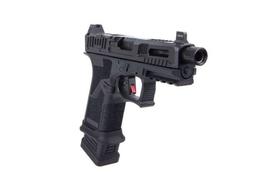 Faxon Firearms FX-19 Hellfire Compact 9mm for sale. One of the best custom Glocks for sale in 2019.
