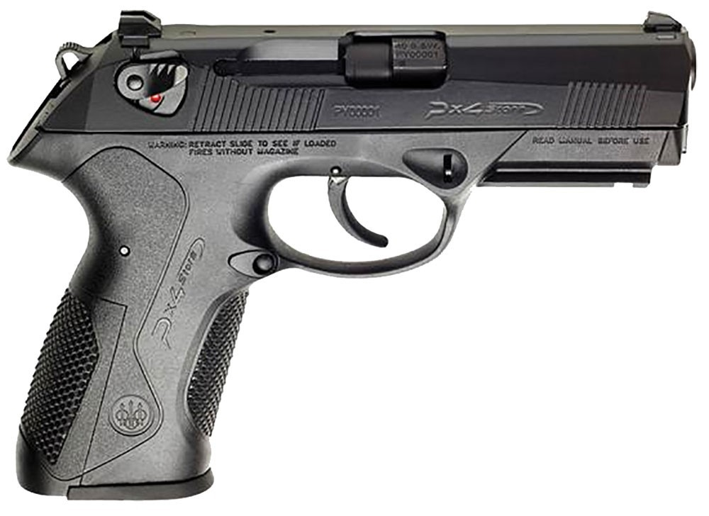 Beretta PX4 Compact. An unusual, left-field choice for your 45 ACP concealed carry compact handgun.