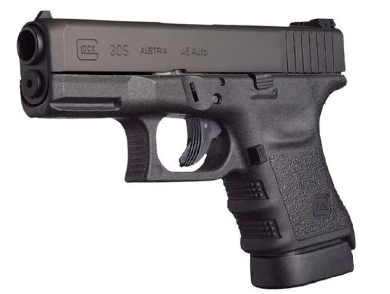Glock 30S Gen 4 - An exceptional 45 ACP concealed carry pistol for sale.