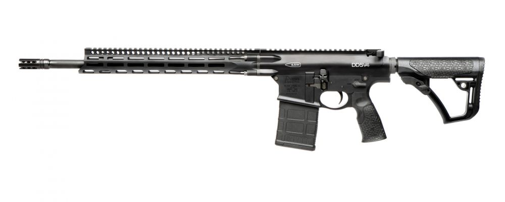 New Daniel Defense DD5 V4 6.5 Creedmoor rifle. Is this the best mass production Creedmoor rifle for sale in 2019? Possibly...