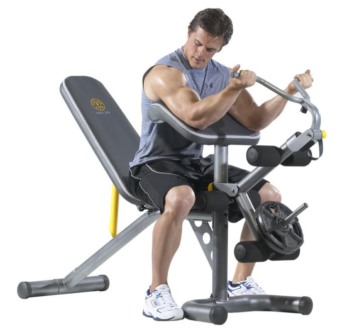 Gold S Gym Xrs 20 Olympic Bench Review