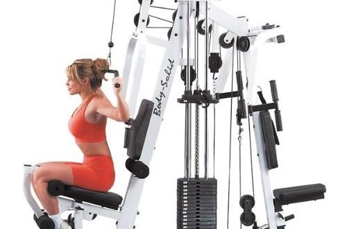 Body Solid EXM2500S StrengthTech Home Gym