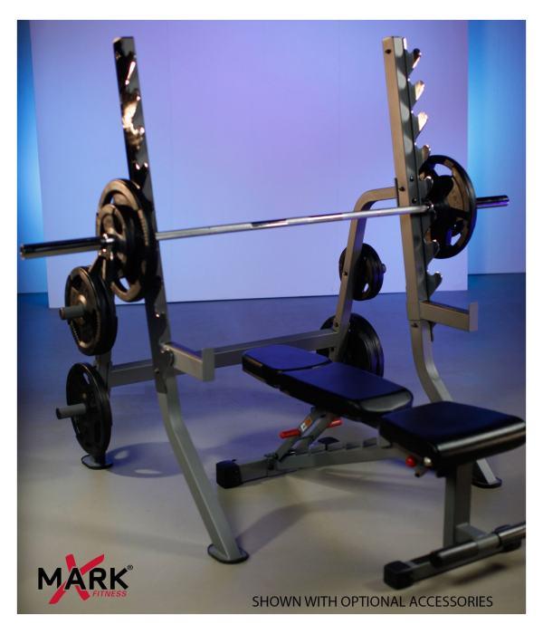 Xmark Xm 7619 Commercial Squat Rack Review