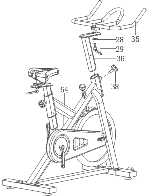 Sunny SF-B1110 Indoor Cycling Bike Review