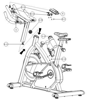 Diamondback Fitness 510Ic Indoor Cycle Review