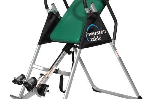 Ironman Gravity 2000 Inversion Table Review