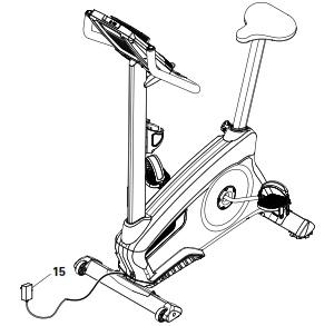 Nautilus U614 Upright Bike Review