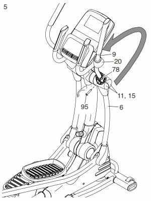 NordicTrack SE9i SpaceSaver Elliptical Machine Review