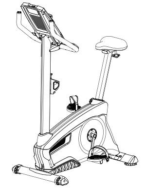 Nautilus U616 Upright Bike Review