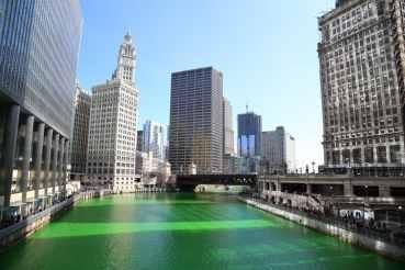 Eine Bootstour auf dem Chicago River